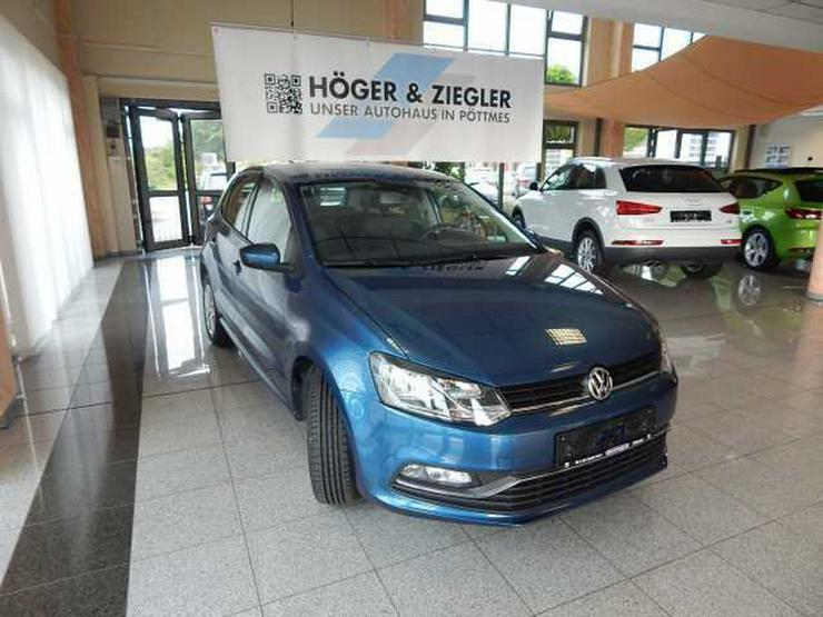 Bild 2: VW Polo 1.2 TSI BMT Comfortline Klima Bluet. GRA ALU