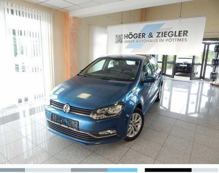 VW Polo 1.2 TSI BMT Comfortline Klima Bluet. GRA ALU - Polo - Bild 1
