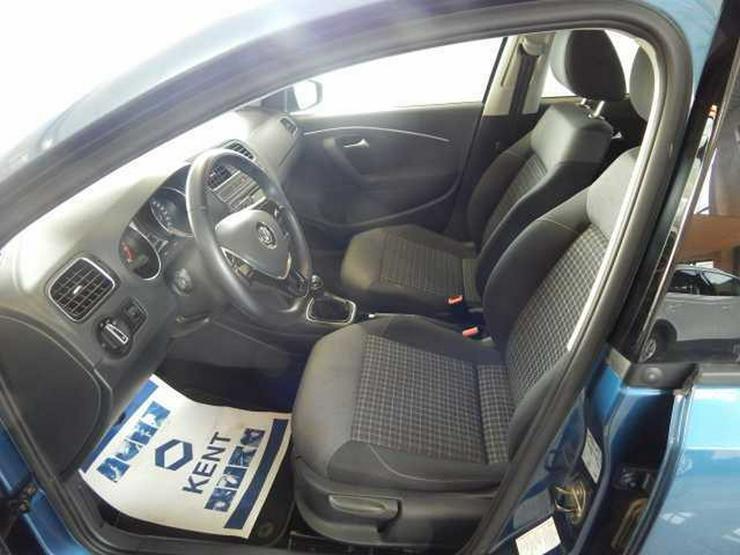 Bild 5: VW Polo 1.2 TSI BMT Comfortline Klima Bluet. GRA ALU