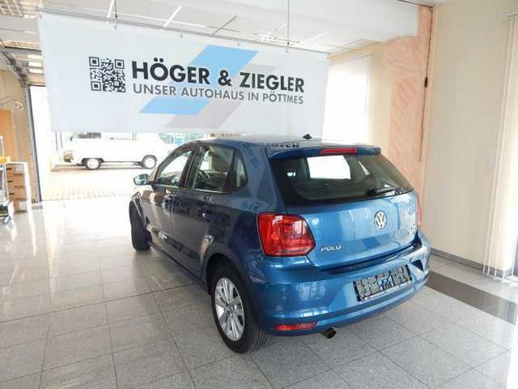 Bild 4: VW Polo 1.2 TSI BMT Comfortline Klima Bluet. GRA ALU