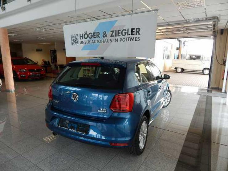 Bild 3: VW Polo 1.2 TSI BMT Comfortline Klima Bluet. GRA ALU