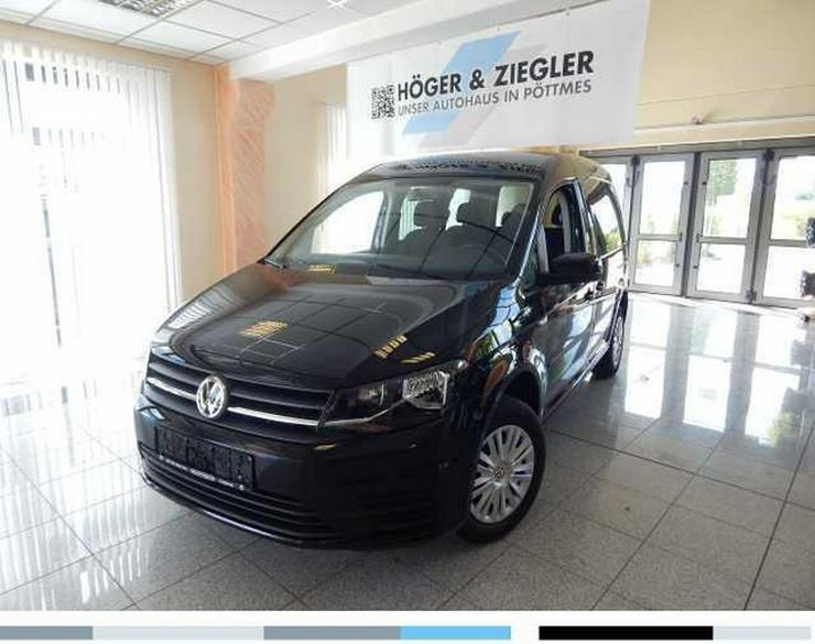 VW Caddy 2.0 TDI Trendline BMT Navi Climatronic SHZ PDC GRA MFL