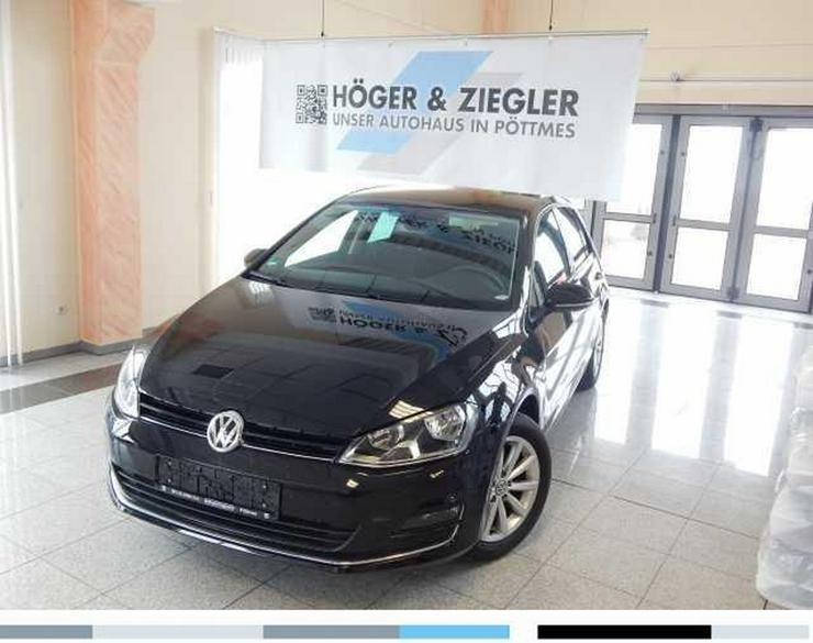 VW Golf VII 1.4 TSI BMT Lounge 5J-Gar. R-Line Standhzg. Climatr. Bluet. SHZ PDC
