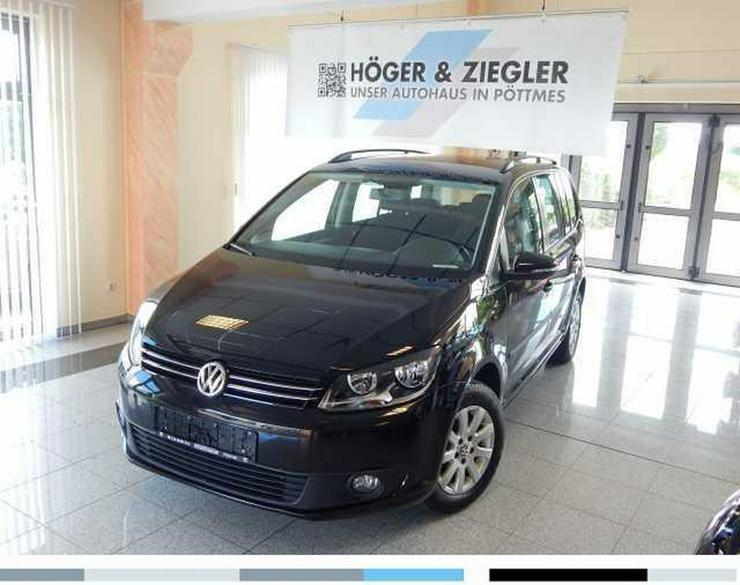 VW Touran 1.6 TDI Trendline Climatronic AHK 7-Sitzer Bluet. GRA NSW MAL