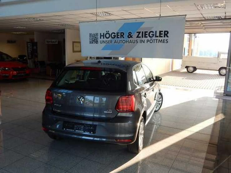 Bild 3: VW Polo 1.2 TSI BMT Comfortline Klima SHZ Radio Colour Bluet. GRA Alu