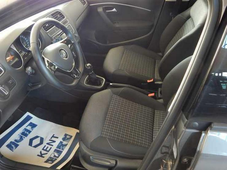 Bild 5: VW Polo 1.2 TSI BMT Comfortline Klima SHZ Radio Colour Bluet. GRA Alu