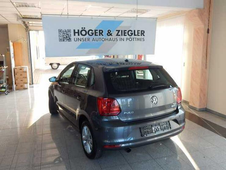 Bild 4: VW Polo 1.2 TSI BMT Comfortline Klima SHZ Radio Colour Bluet. GRA Alu