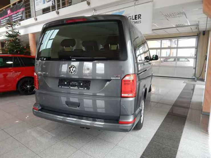 Bild 3: VW T6 Multivan Trendline 2.0 TDI Navi AHK Climatr. PDC 7-Sitzer Standhzg. Bluet. SHZ