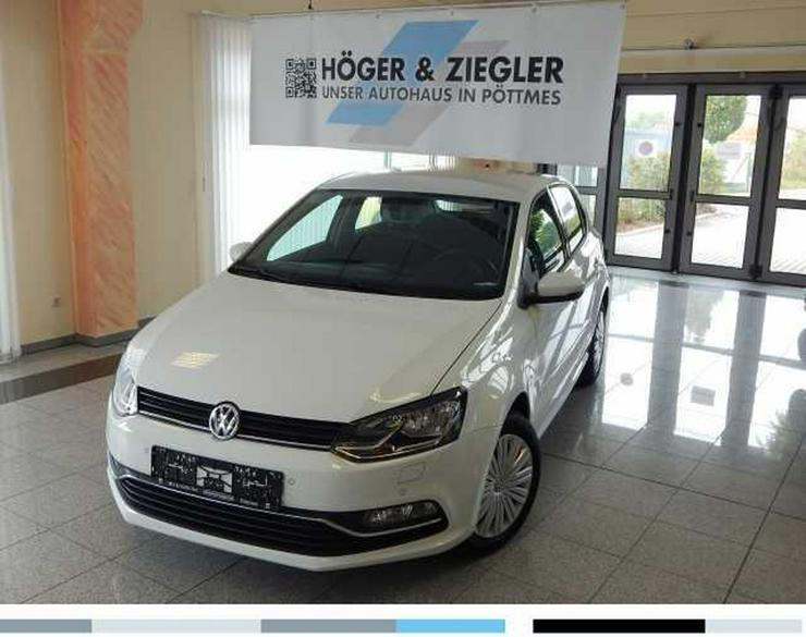 VW Polo 1.2 TSI BMT DSG Comfortline Climatronic SHZ PDC vo.+hi. GRA NSW