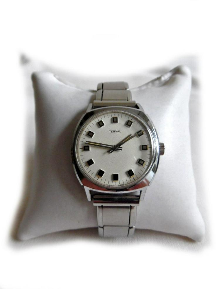 Seltene Armbanduhr von Terval