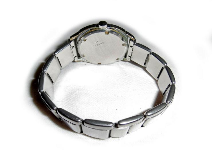 Bild 3: Seltene Armbanduhr von Terval
