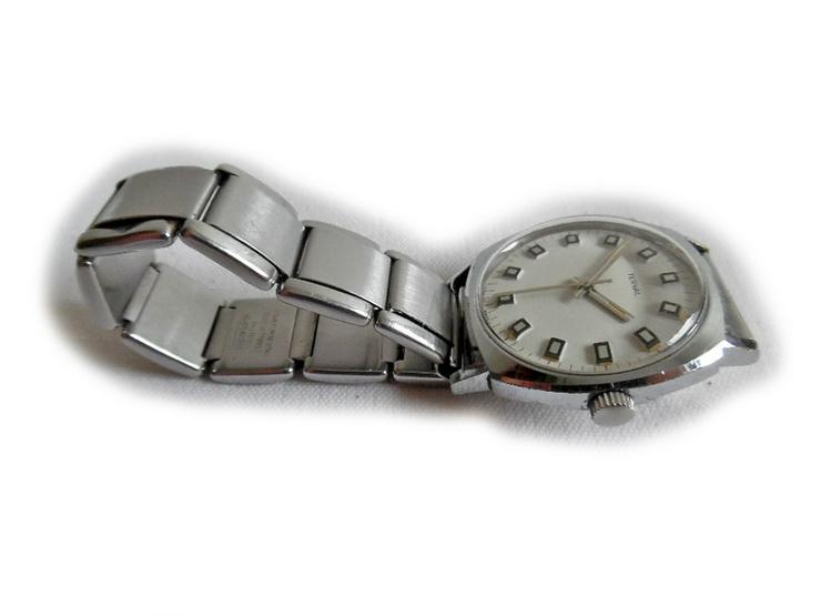 Bild 2: Seltene Armbanduhr von Terval
