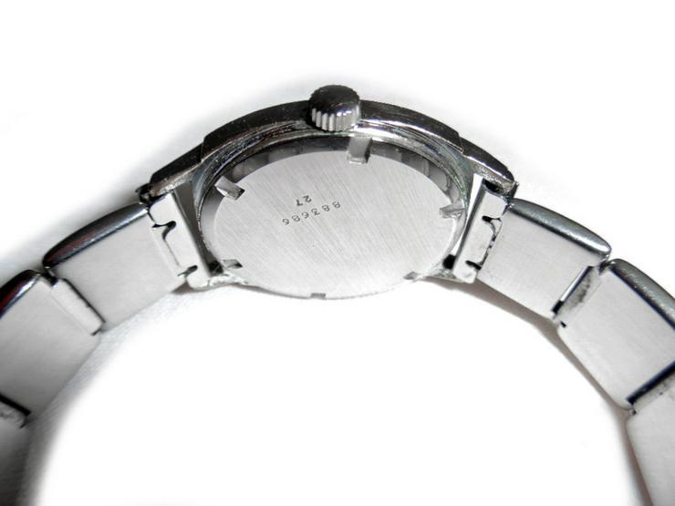 Bild 4: Seltene Armbanduhr von Terval