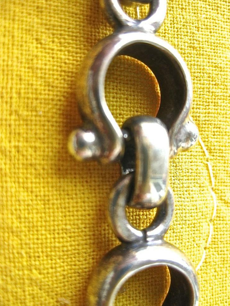 Bild 2: Halskette und Armband, 925 Silber massiv