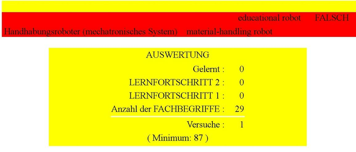 Bild 5: de-englisch Lernkarten: Uebersetzungstool