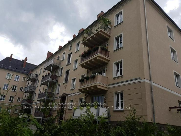 Bild 2: Chemnitz - Lutherviertel - 3 Zimmerwohnung mit Balkon und guter Raumaufteilung
