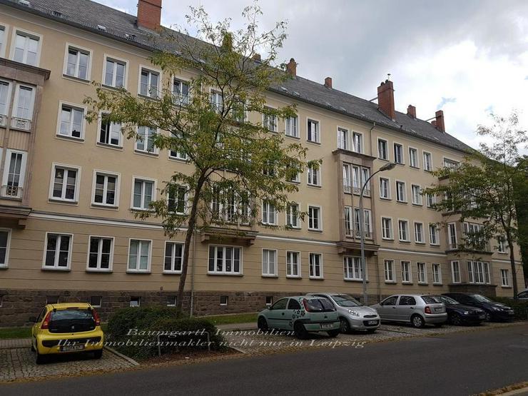 Chemnitz - Lutherviertel - 3 Zimmerwohnung mit Balkon und guter Raumaufteilung