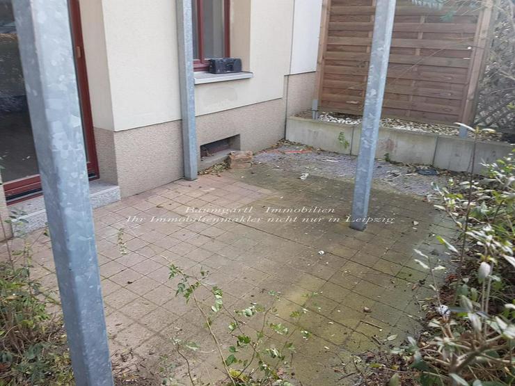 Bild 5: Chemnitz - in verkehrsberuhigter Nebenstraße eine schicke 2 Zimmerwohnung mit Terrasse