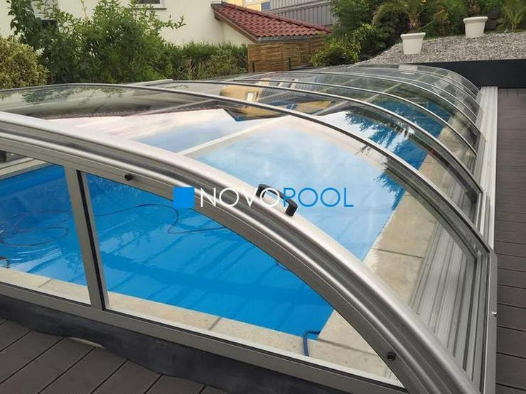 Bild 5: GFK Schwimmbecken 6 Pool Beleuchtung Filter