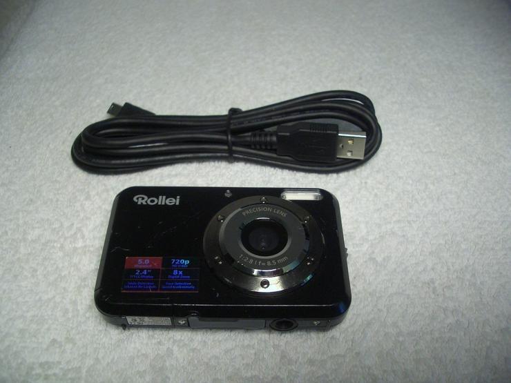 Bild 6: Rollei Compactline 52 - 5,0 MP Digitalkamera