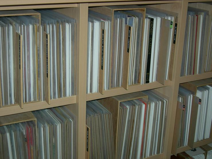 Schellackplatten, Vinyl-Schallplatten und CDs privat zu verkaufen