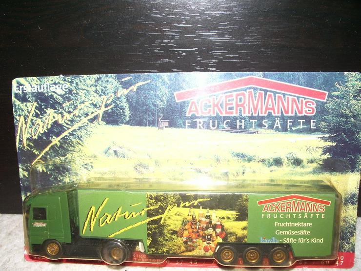 Mini-Truck-Sammlung-alter Bestand-1997-2004