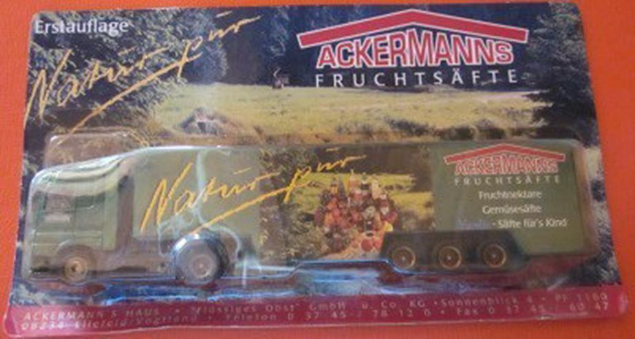 Bild 2: Mini-Truck-Sammlung-alter Bestand-1997-2004