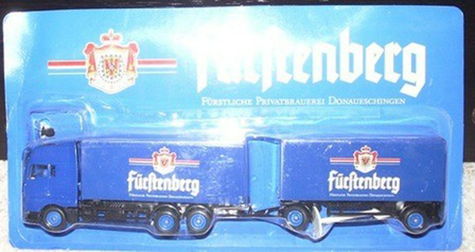 Bild 4: Mini-Truck-Sammlung-alter Bestand-1997-2004