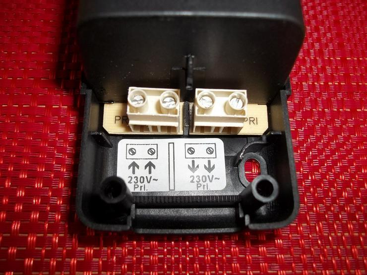 Bild 3: Elektronischer Transformator EVN 200