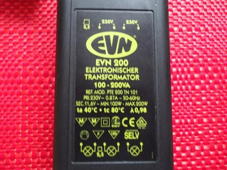 Bild 5: Elektronischer Transformator EVN 200
