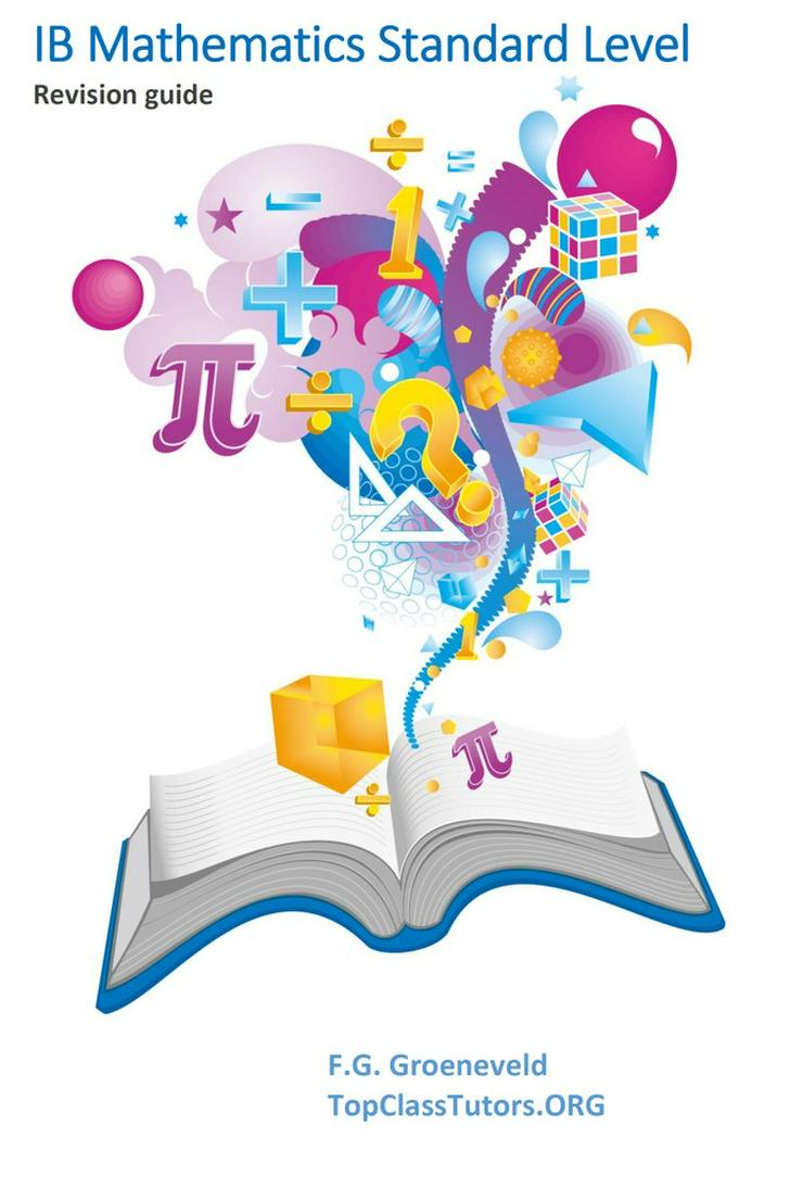 IB Math SL Revision Guide