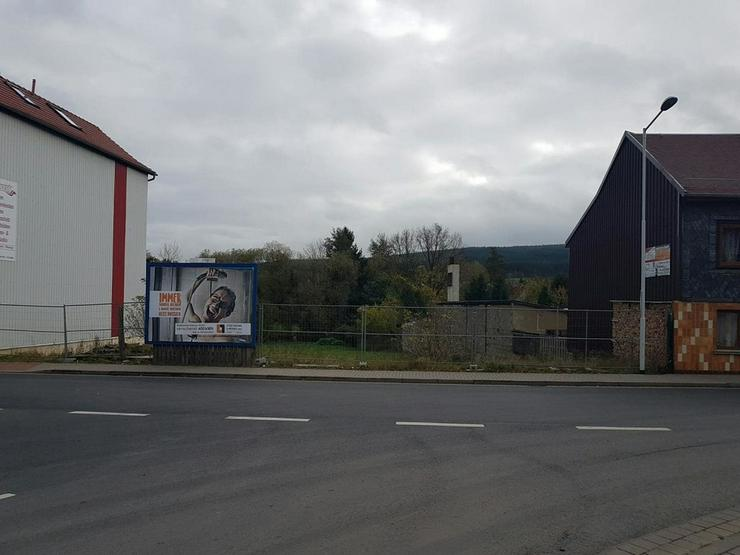 Bild 3: Baugrundstück in Thüringen in Gehren für Bebauung eines EFH oder ZFH....