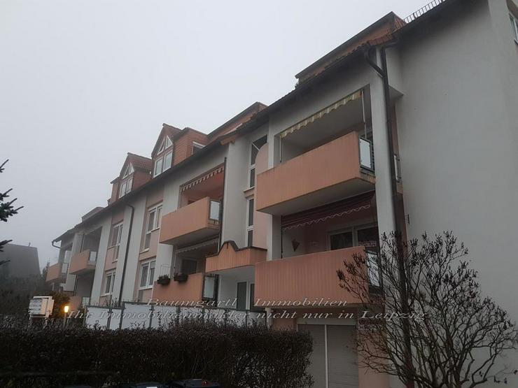 Bild 2: KAPITALANLAGE - Zschadraß-Hausdorf - gepflegte Wohnung in ruhiger, idyllischer Feldrandla...