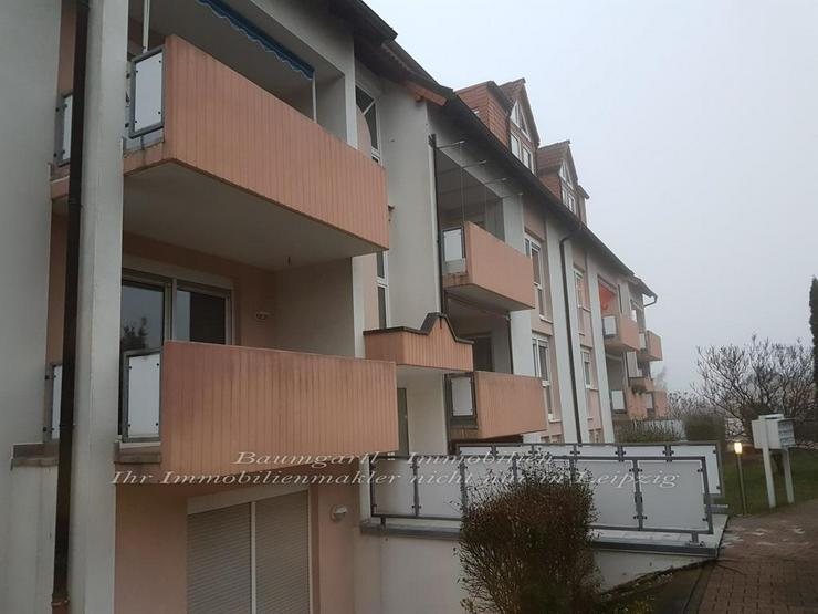 Bild 2: KAPITALANLAGE - Zschadraß-Hausdorf - 2 Zimmerwohnung im Souterrain mit Terrasse,
