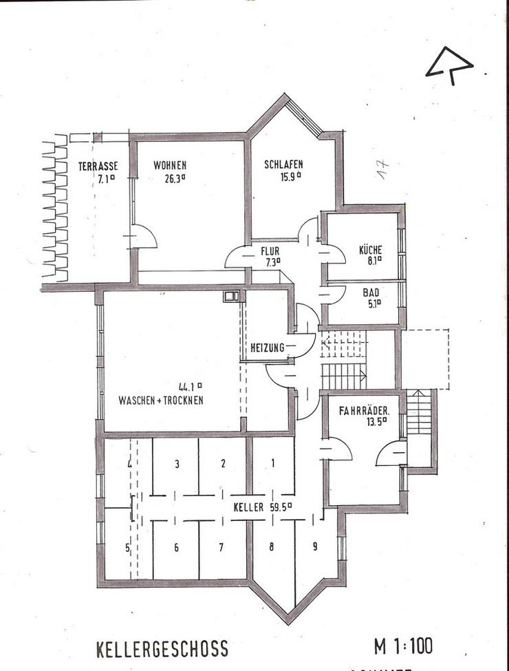 Bild 6: KAPITALANLAGE - Zschadraß-Hausdorf - gepflegte Wohnung in ruhiger, idyllischer Feldrandla...