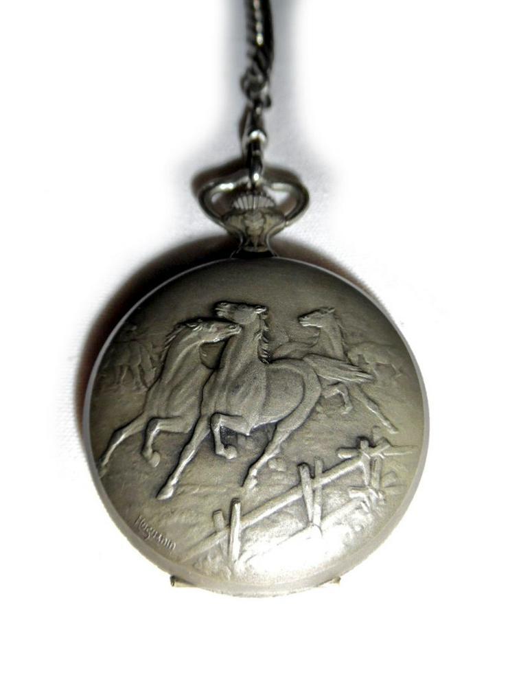 Bild 3: Seltene schweizer Taschenuhr von Arsa