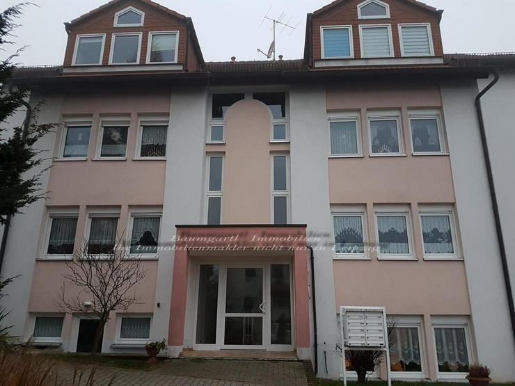 Bild 5: KAPITALANLAGE - Zschadraß-Hausdorf - Dachgeschosswohnung mit Balkon