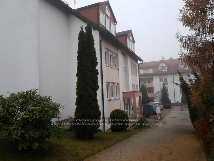 Bild 2: KAPITALANLAGE - Zschadraß-Hausdorf - Dachgeschosswohnung mit Balkon