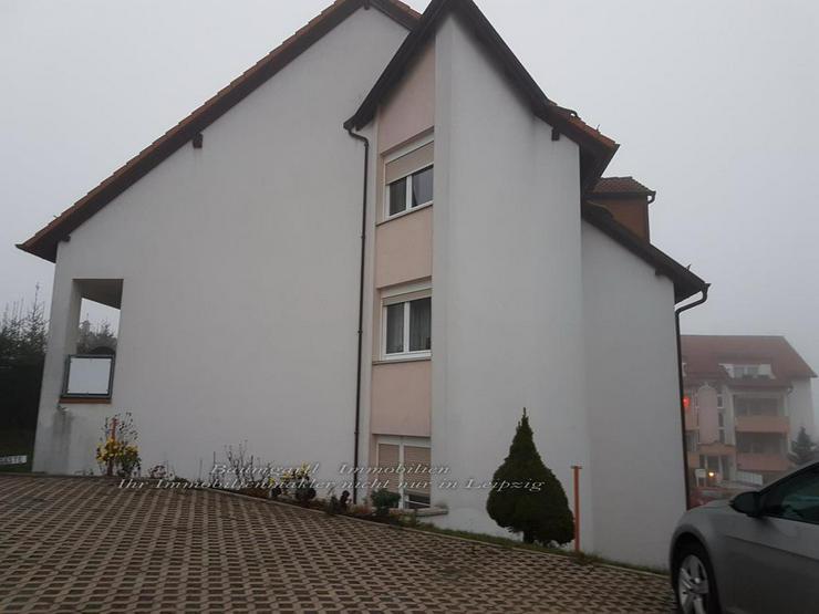 Bild 3: KAPITALANLAGE - Zschadraß-Hausdorf - Dachgeschosswohnung mit Balkon