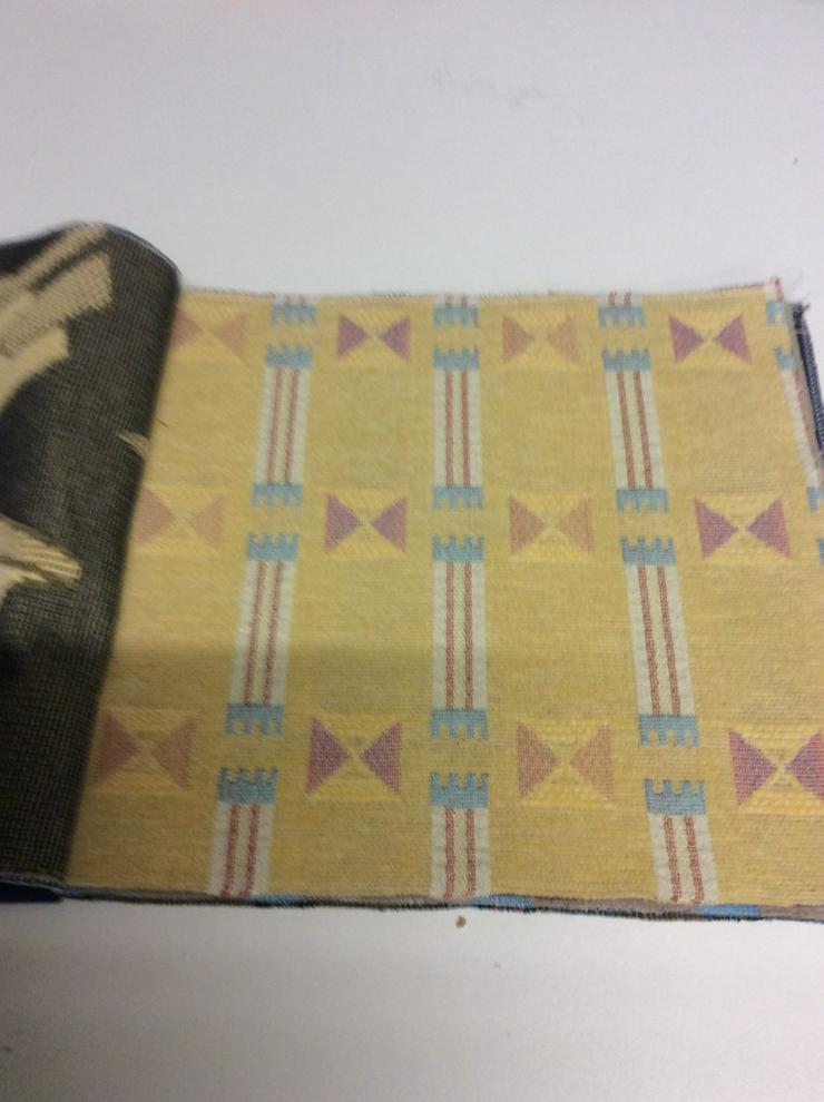 Bild 2: Möbelstoffe Chenille in 5 Farben /2 Design