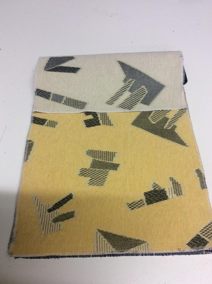 Möbelstoffe Chenille in 5 Farben /2 Design