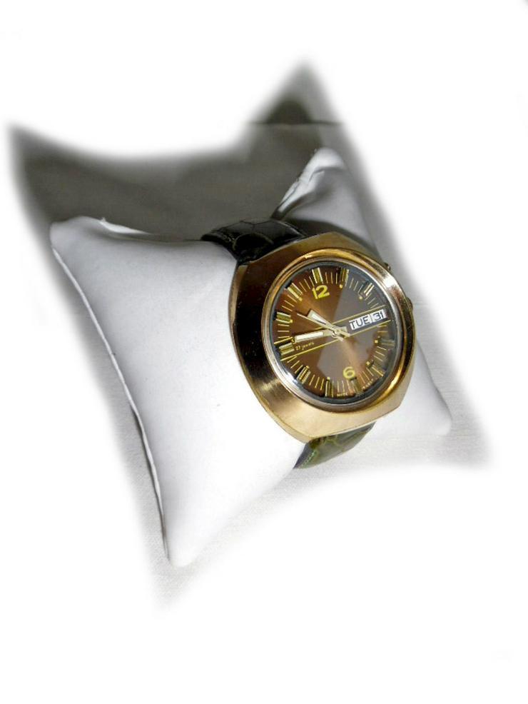 Seltene Armbanduhr von Slava - Automatic - Herren Armbanduhren - Bild 1