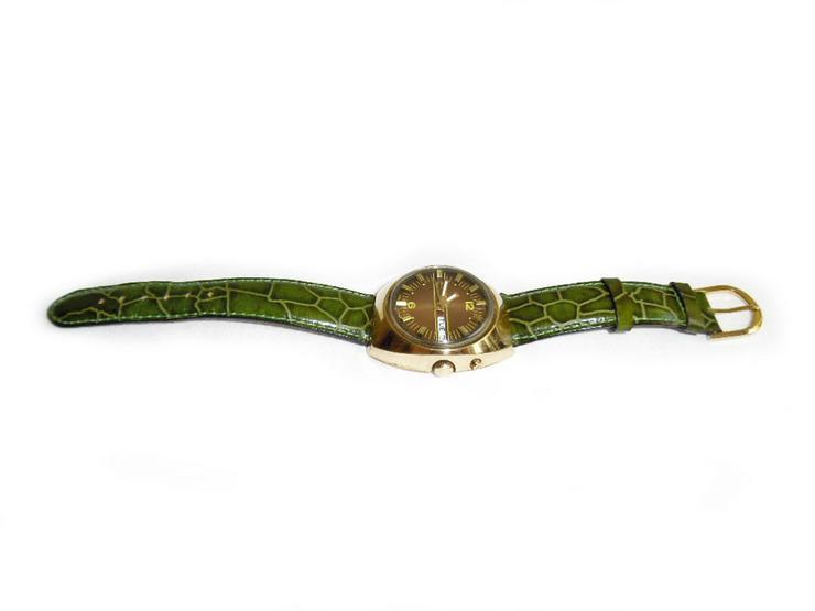 Bild 2: Seltene Armbanduhr von Slava - Automatic