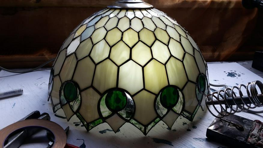 Bild 5: Tiffanylampenreparatur Nrw Erlangen