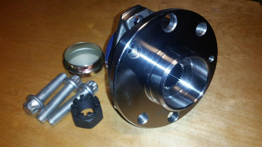 2 x Radlagersatz vorne für Opel ASTR - Bremsen, Radantrieb & Zubehör - Bild 1