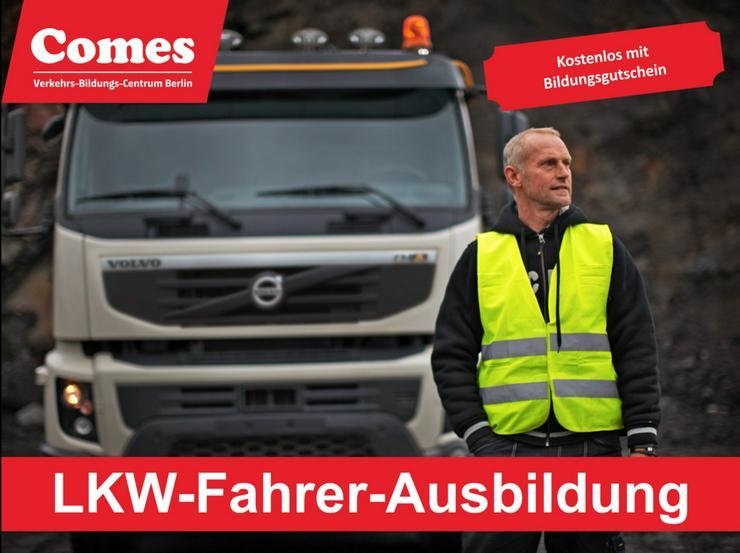 Bild 2: Ausbildung zum LKW-Fahrer/in/4-6 Monate