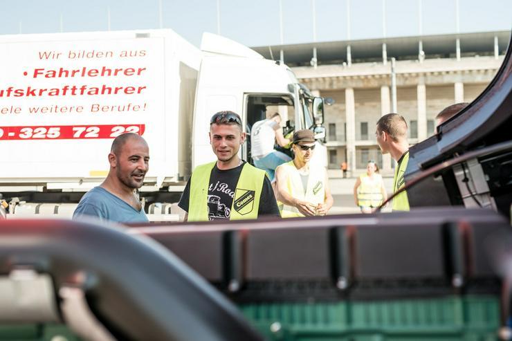 Bild 3: Ausbildung zum LKW-Fahrer/in/4-6 Monate