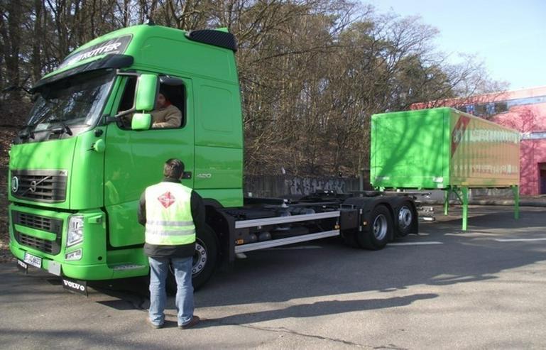 Bild 6: Ausbildung zum LKW-Fahrer/in/4-6 Monate