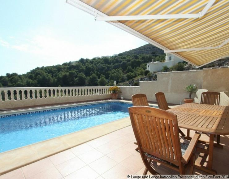 Bild 4: bei Moraira - Cumbre del Sol - Villa mit Pool und Panorama-Meerblick - Spanien Immobilien