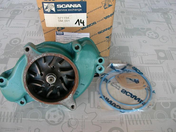 Wasserpumpe Scania 2, 3 und Busse - Zubehör & Ersatzteile - Bild 1